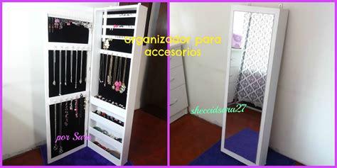 como decorar una caja para guardar joyas diy organizador de cart 243 n para accesorios tipo ikea youtube