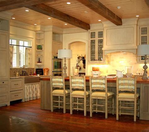 Beautiful Homes Interiors whitehaven kitchens with beams