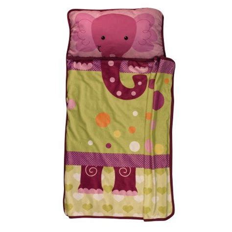 Toddler Sleeping Bags With Pillow by Lambs Nap Mat Elephant Sleeping Bags For