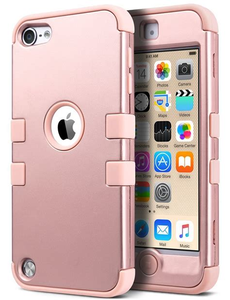 ipod touch 6 ipod touch 5 ulak 3in1 anti slip ipod touch hybrid with soft