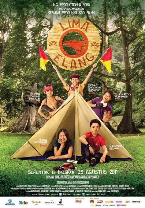 film layar lebar 5 elang review lima elang 2011 at the movies