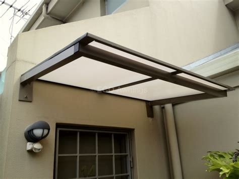 door awnings sydney polycarb awnings ecoawnings custom designed awnings