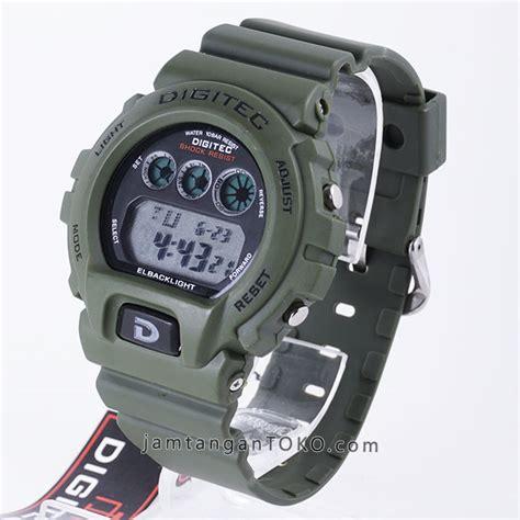 Digitec Dg 2088t Green Army harga sarap jam tangan digitec dg 2098t green army