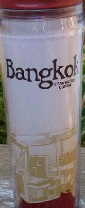 Starbucks Tumbler Bangkok City Thailand New Edition starbucks city mug bangkok icon tumbler from bangkok thailand fredorange
