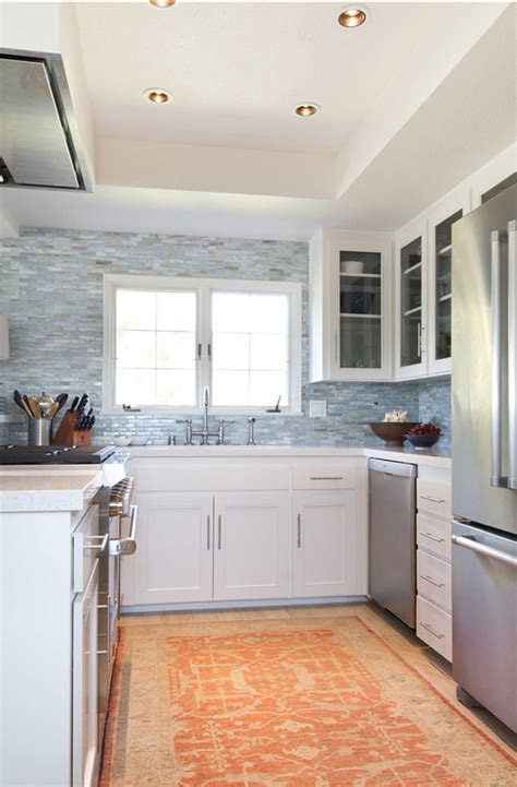 cottage kitchen backsplash ideas cottage with beautiful coastal interiors home