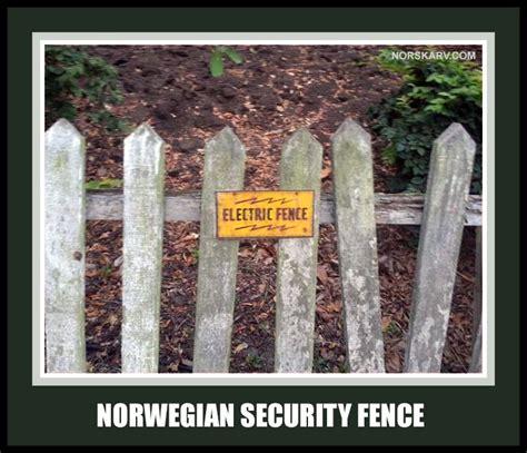 Norway Meme - norwegian security fence meme electric norway funny humor