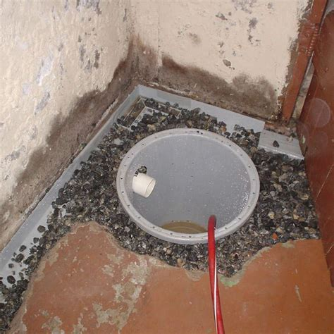 Sump Pump Installation in Ontario   Six Steps to
