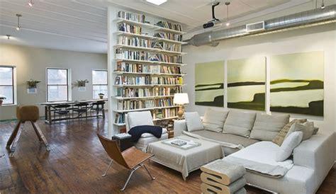 ideas originales para decorar un loft con estilo consejos para separar ambientes en un loft