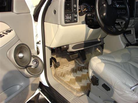 custom door pods  gmc yukon vehicles doors gears
