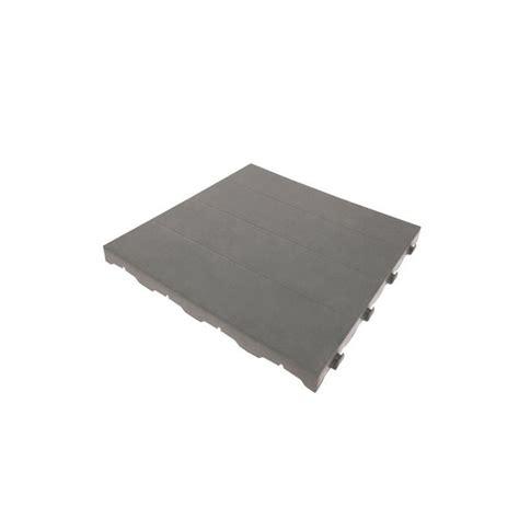 piastrelle in plastica per giardino quadrotta in plastica per pavimentazione giardino grigia
