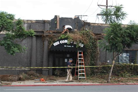 mitzi comedy store la jolla s comedy store getting a facelift la jolla light