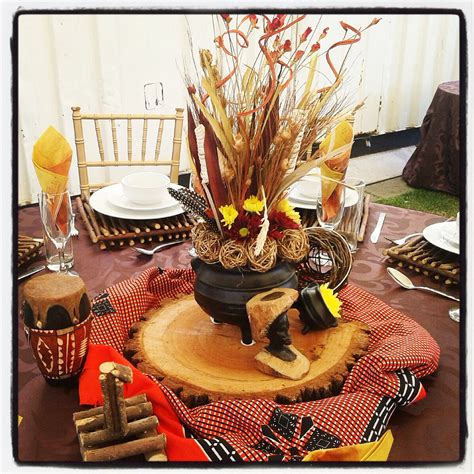 african themed decor african themed wedding decorations ideas african wedding