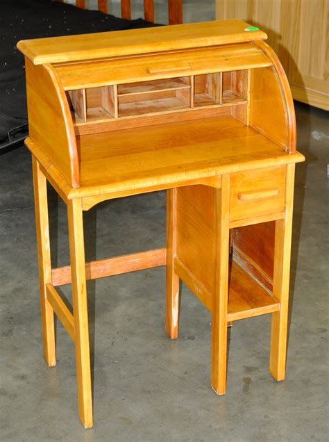 Small Roll Top Desk Home Furniture Design Roll Top Desk Small