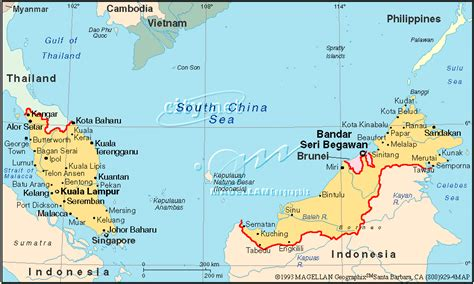 map of malaysia malaysia area map pictures map of asia pictures