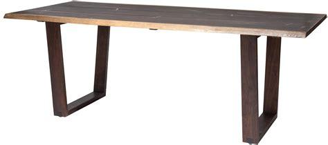 Nuevo Napa Dining Table Live Edge Oak Dining Table Napa Dining Table