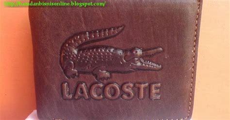 Lacoste Kulit Asli dompet pria lacoste kulit asli import code dks332 hscellshop