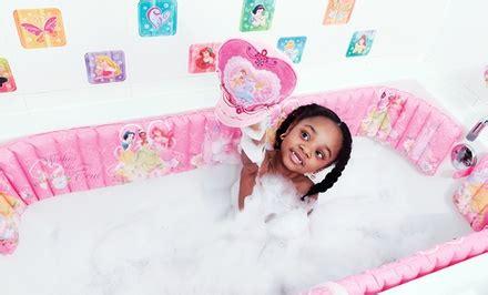 bathtub bumpers inflatable bathtub bumpers groupon goods
