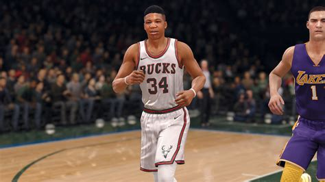 classic bucks new nba live 18 roster adds classic uniforms nlsc