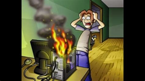 Kipas Tambahan Laptop cara agar laptop tidak panas ketika sedang