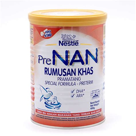 Nutren Optimum Vanilla 400g nestle infant nutrition malaysia dandk