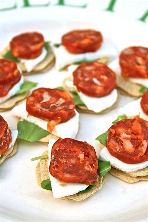 posh canape recipes 25 best ideas about cold finger foods on