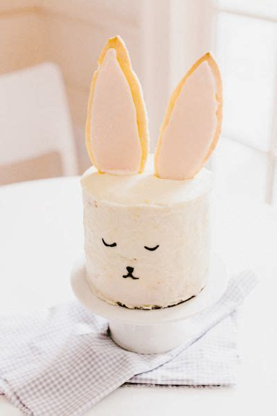 Roll Cake Rabbit best 25 bunny cakes ideas on easter