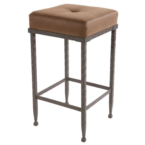 Wrought Iron Bar Stool Forest Hill Barstool No Back 25 Quot