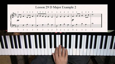 Learn To Play by Learn How To Play Piano Lesson 29 Songs In The