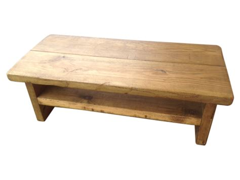 Rustic Coffee Tables Uk The Johnson Rustic Coffee Table Ely Rustic Furniture