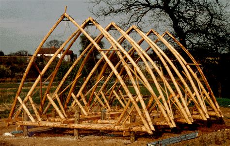 Cottage Building return of the forests scotland s timberbuild r amp d
