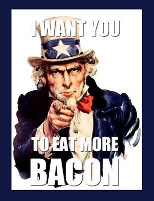 Uncle Sam Meme - bacon memes baconcoma com page 31