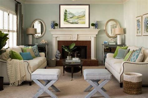 soft green living room 15 ways to decorate with soft green fireplaces green colors and green color palettes