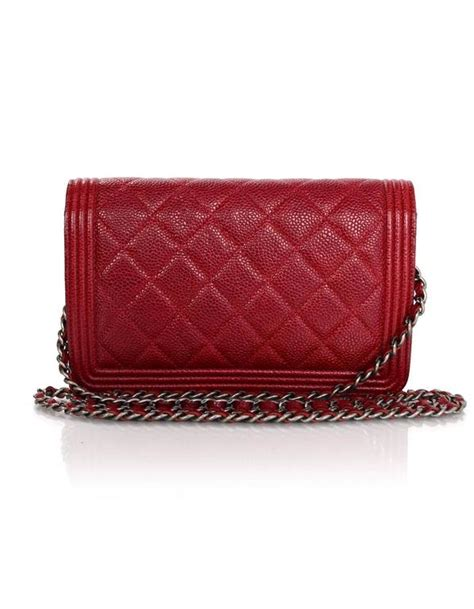 Chanel Boy Mate Dove 4 chanel caviar leather quilted boy woc wallet on a chain crossbody bag for sale at 1stdibs