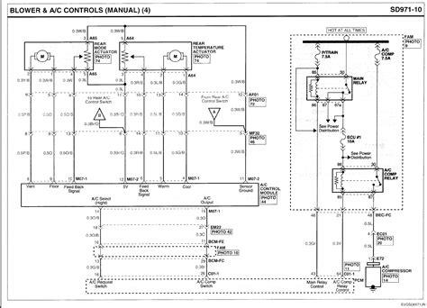 Kia K2700 Alternator Wiring Diagram