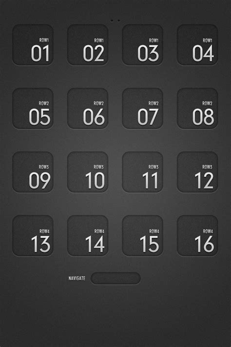 Iphone 4s Shelf Wallpaper by Shelf Number Apple Iphone Wallpapers