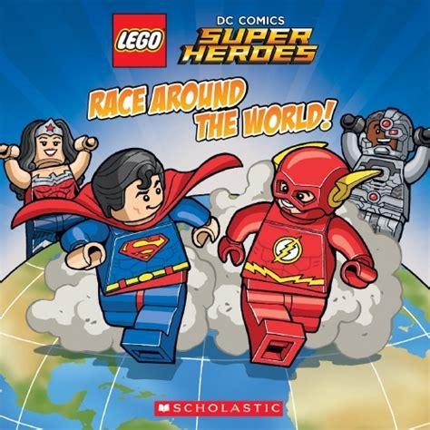 Sale Lego Dc Comics Heroes The Vs The Abilisk 1 the store lego dc comics heroes race around the world book
