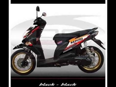 Striping Honda Beat Lamakarbu Radio striping honda beat repsol