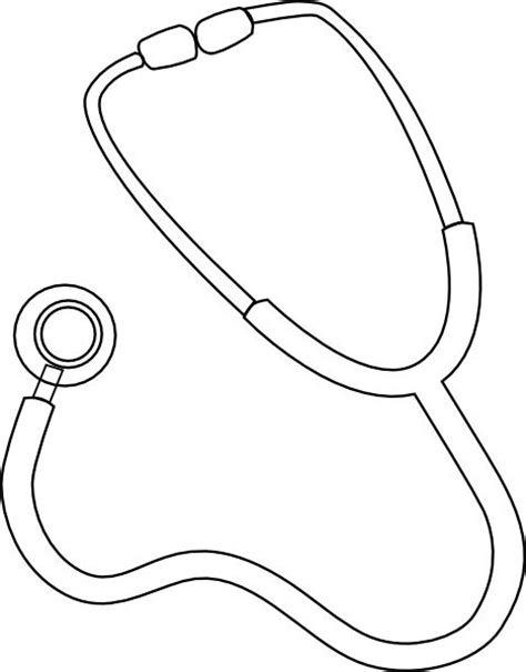 stethoscope template 16 best images about on free clipart