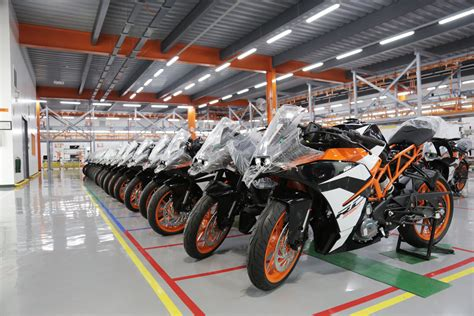 Ktm Bikes Philippines Ktm Opens Asean Assembly Plant In The Philippines
