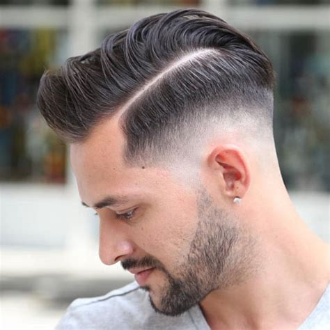 skin fade comb over hairstyle men s short haircuts 2017 men s hairstyles haircuts 2017