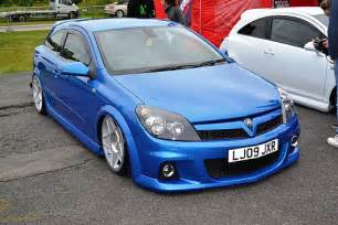 Opel Astra Modified 2009 Vauxhall Astra Vxr Modified Show Car Lj09 Jxr Flickr