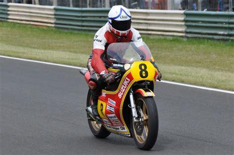 Steve Suzuki Steve Griffith Suzuki Xr34 Classic Motorcycle Pictures