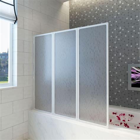 badewannen faltwand duschabtrennung 141 x 132 cm de - Badewannen Duschabtrennung