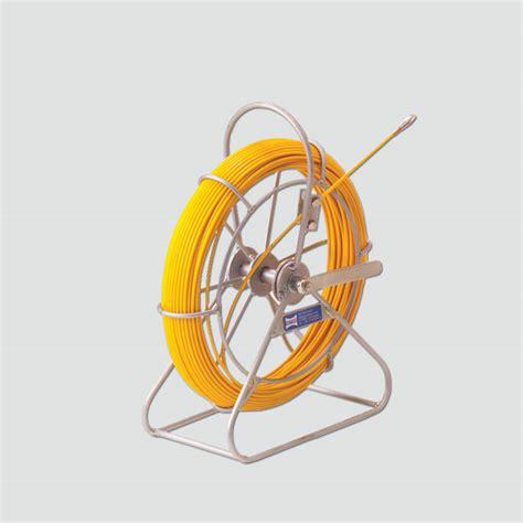 kabel leerrohr einziehen werkzeug einziehspirale