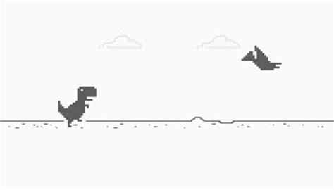chrome game dino chrome s hidden dinosaur game just got even better