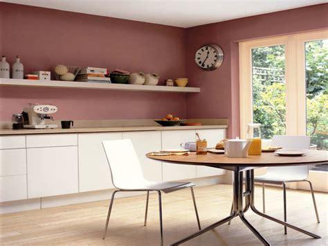 peinture de cuisine moderne tendance couleur cuisine inspirations avec cuisine
