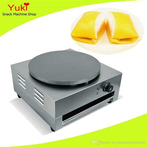 Pancake Machine G 2018 110v 220v electric pancake maker small automatic pancake machine commercial non stick