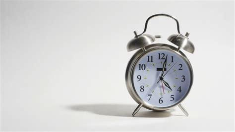 alarm clock animation stock footage 2514299