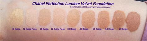 Jual Chanel Perfection Lumiere Velvet chanel perfection lumiere velvet foundation review