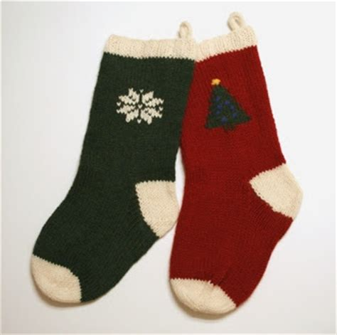 knitting pattern for small xmas stocking the knitting needle and the damage done a run of
